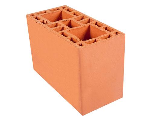 Bloco estrutural ceramico